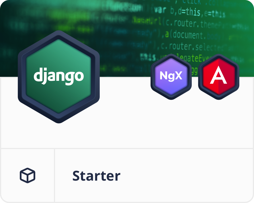 Load image into Gallery viewer, Django Starter Bundle