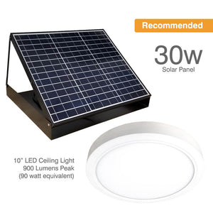 30w Solar LED Skylight