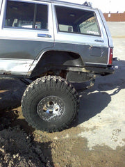 XJ BOLT ON CHEROKEE SHACKLE RELOCATION KIT