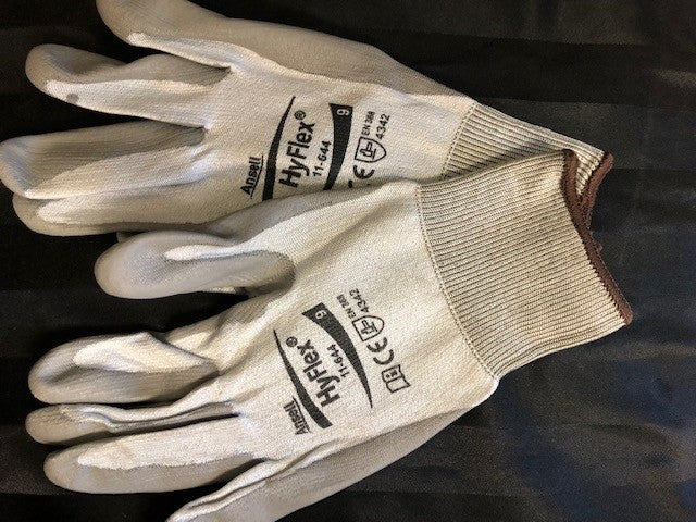 HyFlex General Purpose Gloves ( Size 9 )