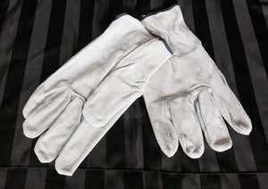 Leather Gloves ( Large )