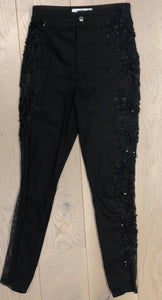 Don't Need You Lace Jean (made to order)