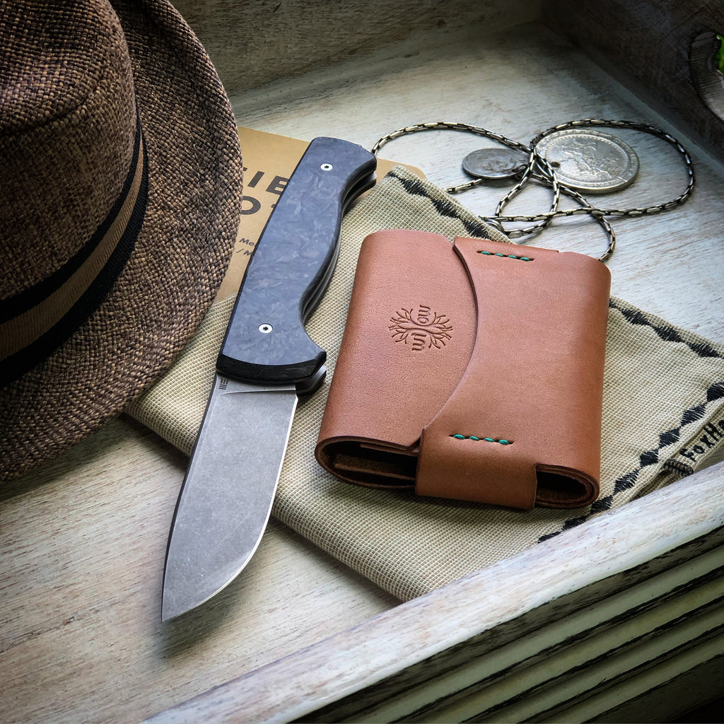 Opus Wallet - Buck Brown