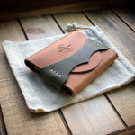 Posh Wallet - Buck Brown & Olive