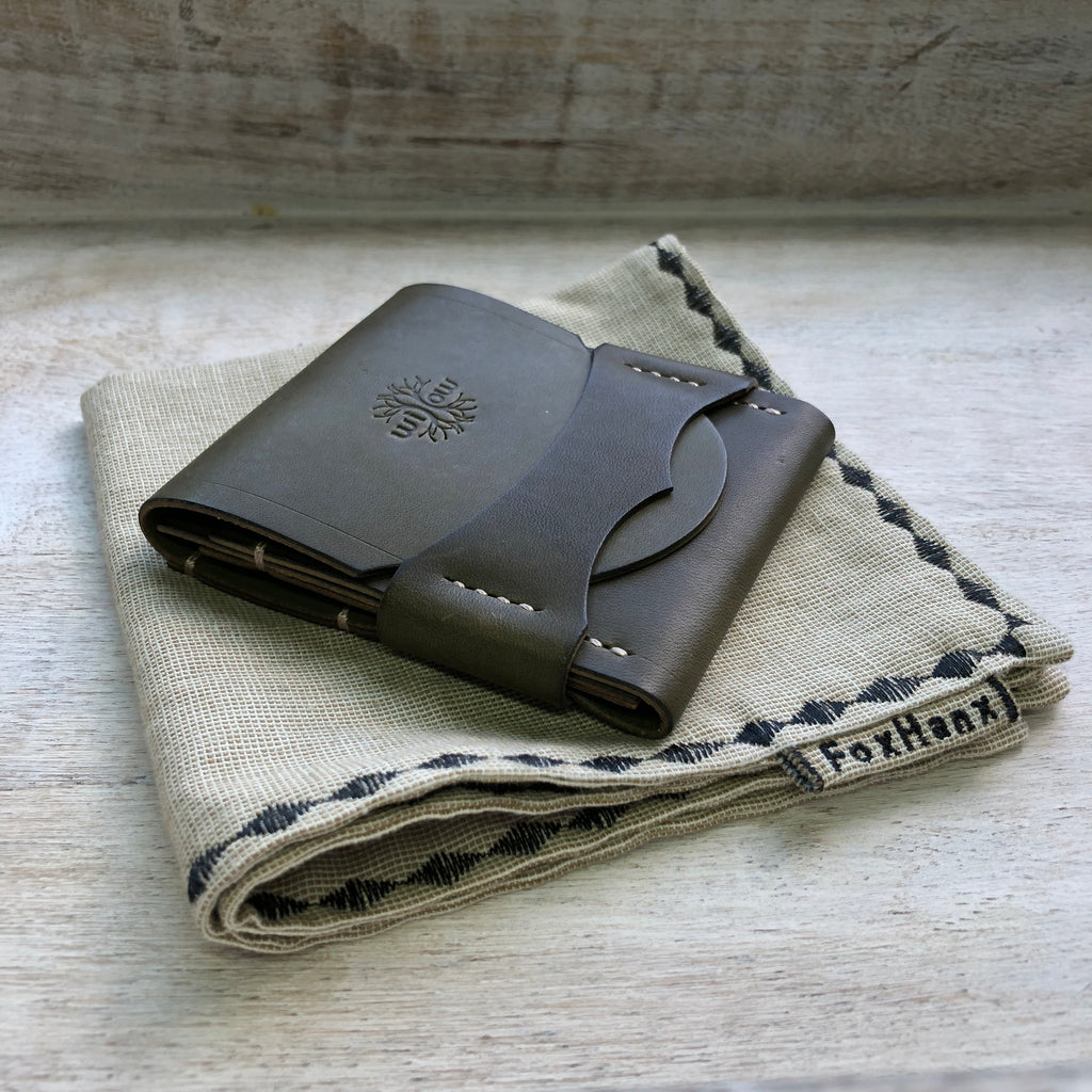 Luxe Wallet - Quick Access - Olive