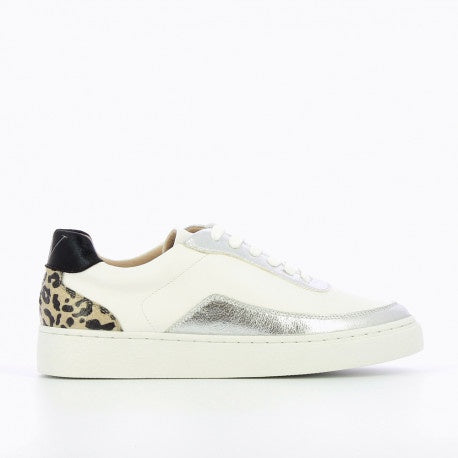 Anaïs Animal Print Trainer