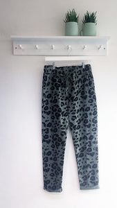 Athena Leopard Magic Trousers