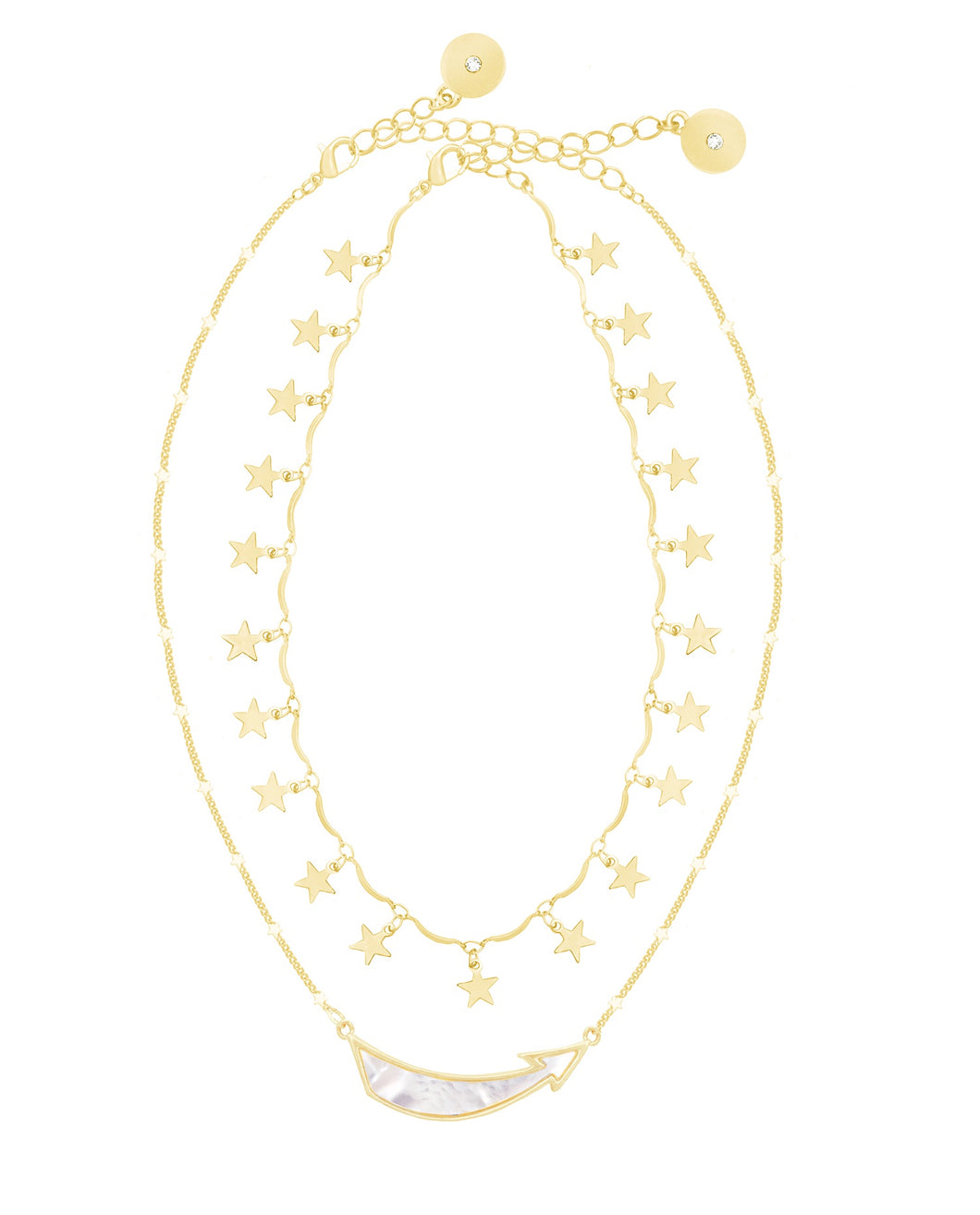 Kate Thornton Shoot For The Stars Necklace Set