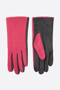 Two Tone Gloves