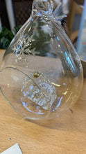 Load image into Gallery viewer, Gisela Graham Nativity Scene Glass Bauble