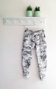 Alina Camouflage Magic Trousers