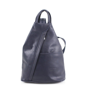Benita Leather Backpack