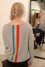 Load image into Gallery viewer, Ava Rainbow Cashmere Blend Jumper