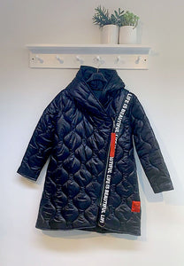Anneke Quilted Coat