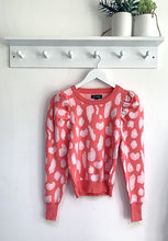 Load image into Gallery viewer, Sienna Leopard Print Puff Sleeve Jumper