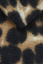 Load image into Gallery viewer, Leopard Print Blanket Scarf