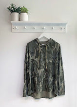 Load image into Gallery viewer, Alina Camouflage Hoodie
