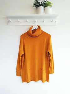 Anna Roll Neck Jumper