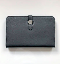 Load image into Gallery viewer, Clara Silver Button Purse