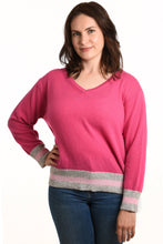 Load image into Gallery viewer, Katrin Stripe Cashmere Blend Jumper