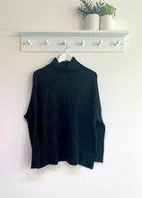 Load image into Gallery viewer, Eliza Ribbed Cowl Neck Jumper