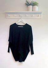 Load image into Gallery viewer, Emily Ribbed V Neck Jumper