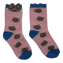 Load image into Gallery viewer, Powell Craft Cat Socks