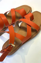 Load image into Gallery viewer, Ingrid Gladiator Sandals