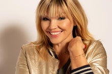 Load image into Gallery viewer, Kate Thornton Dancing Stars Necklace & Bracelet Set