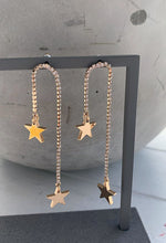 Load image into Gallery viewer, Laura Falling Star Earrings