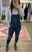 Load image into Gallery viewer, Martha Slim Fit Denim Dungarees