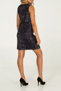Stella Sequin Dress