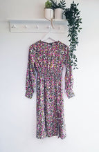 Load image into Gallery viewer, Rose Ditsy Floral Print Dress