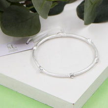 Load image into Gallery viewer, Bangle with Crystals