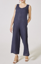 Load image into Gallery viewer, Concetta Linen Jumpsuit