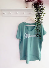 Load image into Gallery viewer, Susie Slogan Tee - California