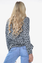 Load image into Gallery viewer, Athena Leopard Print Jumper