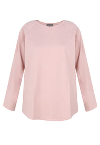 Chalk Tasha Cotton Top