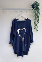 Load image into Gallery viewer, Zita Cotton Heart Top