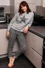 Load image into Gallery viewer, Athena Cotton Blend Loungewear Trousers