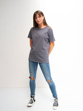 Load image into Gallery viewer, Chalk Darcey Cotton Tee