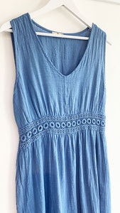 Fifi Cotton Sun Dress