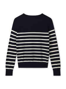 Chalk Jane Stripe Jumper