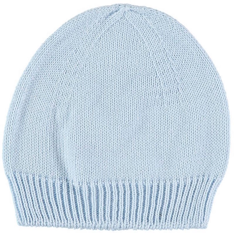 Baby's Cotton Knitted Hat