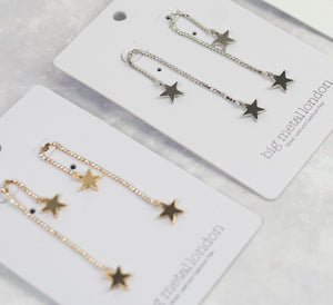 Laura Falling Star Earrings
