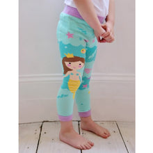 Load image into Gallery viewer, Powell Craft Mermaid Leggings