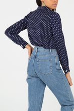 Load image into Gallery viewer, Katie Polka Dot Shirt