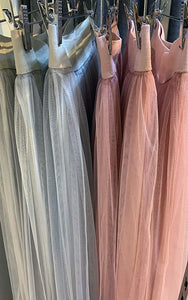 Carrie Plain Tulle Skirt