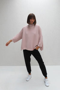 Chalk Vicki Cotton Jumper