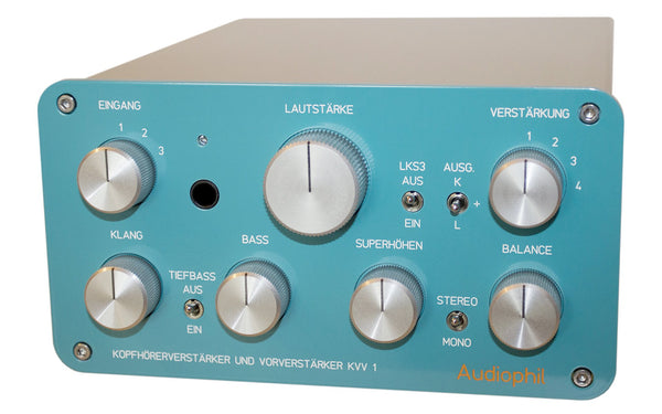 DemoModel  Audiophil KVV 1